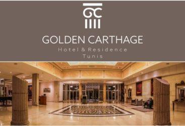 Hôtel Golden Tulip Carthage devient GOLDEN CARTHAGE HOTEL & RÉSIDENCE TUNIS