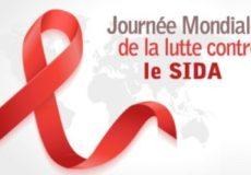 Célébration de la Journée mondiale de lutte contre le sida 2020 sous le slogan: « Solidarité globale et responsabilité partagée »