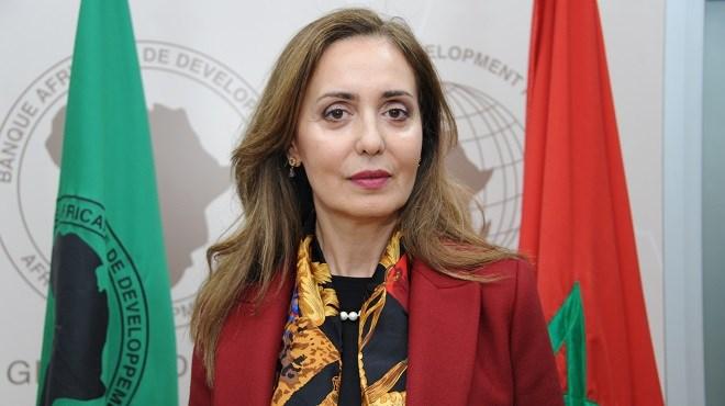 La tunisienne Leïla Farah Mokaddem DG à la Banque africaine de développement (BAD)