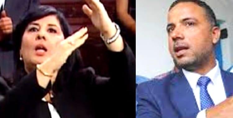 اعتداء على الأخلاق وعلى المرأة التونسية وعلى القانون