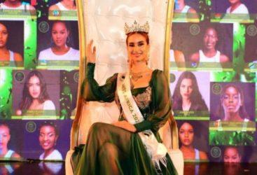 La tunisienne Sarra Sellimi élue Miss Africa Calabar 2020