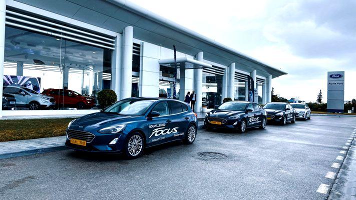 La nouvelle Ford Focus débarque en Tunisie