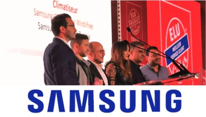 Samsung Electronics Tunisie rafle 6 prix pour cette année