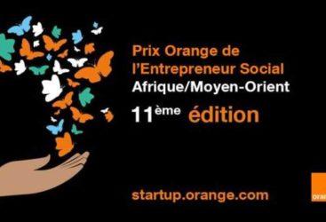 11ème édition du Prix Orange de l'Entrepreneur Social en Afrique et au Moyen-Orient (POESAM) :