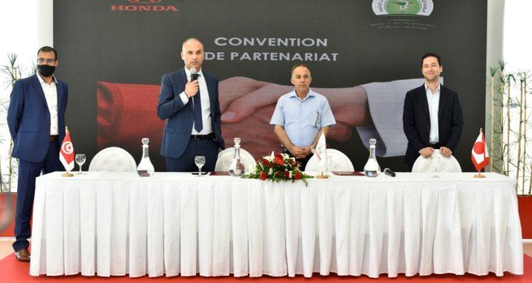 Honda Tunisie conclut un partenariat avec les pharmaciens