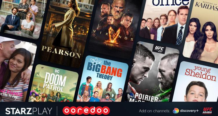 STARZPLAY renforce son partenariat avec Ooredoo Tunisie en offrant un accès à du contenu premium incluant des chaînes additionnelles