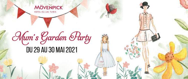Mum's Garden Party, Le Marché des Artisans créateurs du Mövenpick Hotel du Lac Tunis