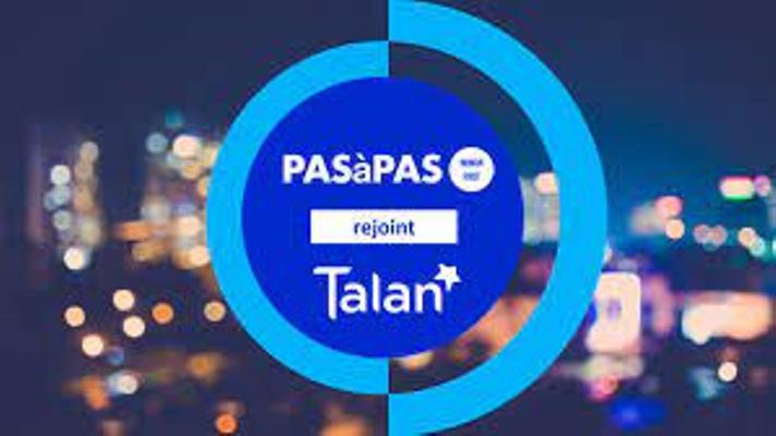 Le groupe PASàPAS rejoint Talan