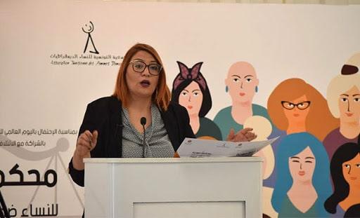 يسرى فراوس تدعو إلى ضرورة تغيير التعامل الأمني والقضائي مع حالات العنف ضدّ المرأة
