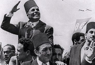 1er juin 1955 : Le retour de Bourguiba en Tunisie
