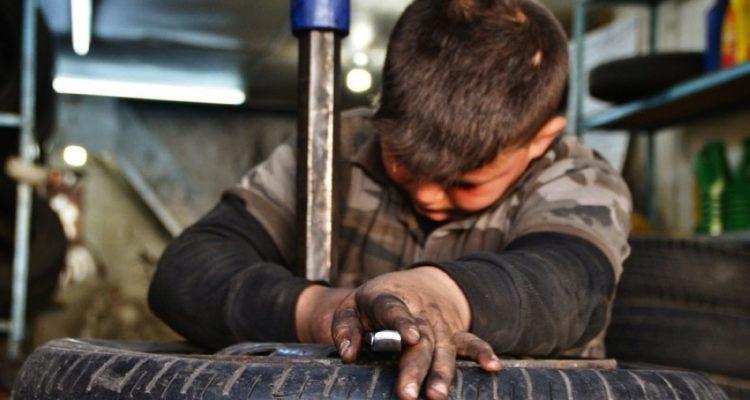 اليوم العالمي لمقاومة عمل الأطفال