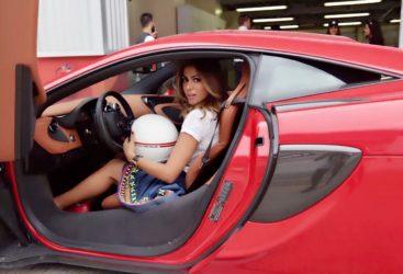 Les Arabian Gazelles: 1er club de voitures de luxe 100% féminin