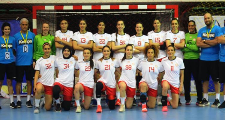 CAN – Hand: Les Tunisiennes en demi-finale