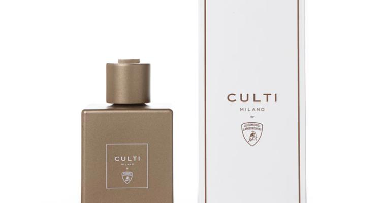 L'odeur de Lamborghini matérialisée dans un parfum