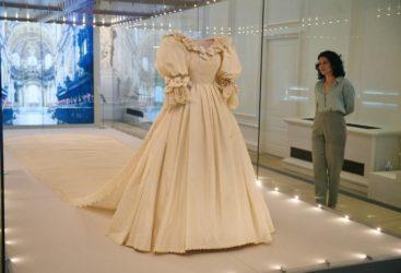 La robe de mariée de la princesse Diana fera partie de l'exposition Royal Style in the Making au palais de Kensington