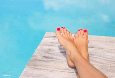 Comment prendre soin de ses pieds en été