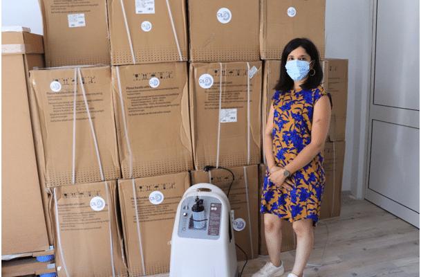 CILG-VNG International appuie les hôpitaux tunisiens:Ensemble pour combattre le virus COVID 19
