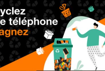 Avec Orange Tunisie, recyclez votre téléphone usagé et faites un geste pour la planète!