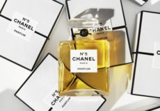 Chanel N°5 passe au verre recyclé