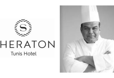 Un Nouveau Chef Exécutif aux Commandes des Fourneaux du Sheraton Tunis