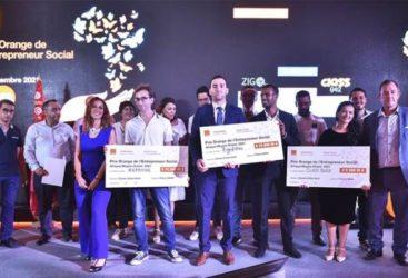 Orange Tunisie révèle les 3 lauréats du Prix Orange de l'Entrepreneur Social Afrique & Moyen-Orient – Edition Tunisie 2021
