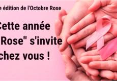 La 8ème campagne de l'Octobre Rose du  Magazine Femmes Maghrébines  Le Rose s'invite chez vous!