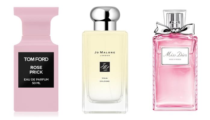 3 Parfums pour femmes qui sentent l'été dans une bouteille